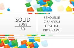 Kurs SOLID EDGE 3D